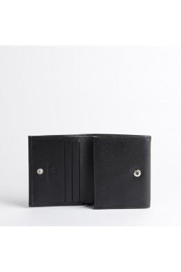 ZEVENTO 467765 Porte-monnaie en cuir de vachette