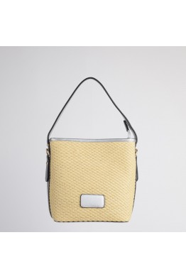 LT1130-50 Straw cross body bag