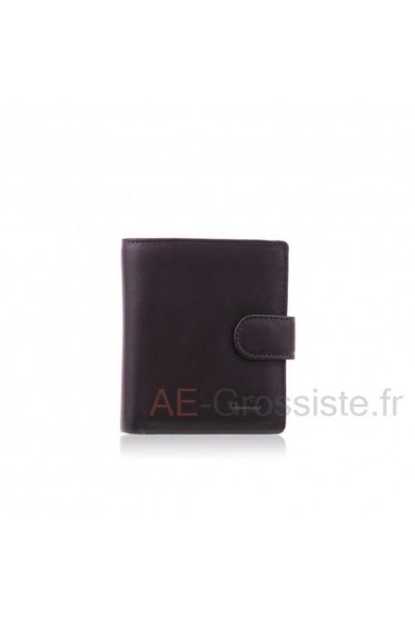 Leather purse Fancil FA211