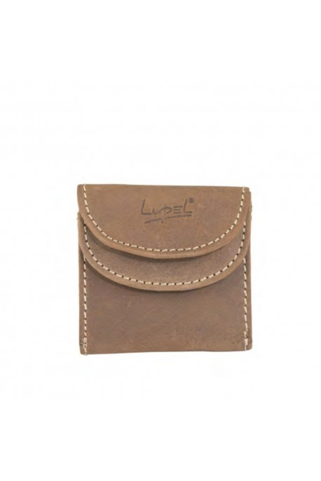 Porte-monnaie en cuir RUBRE® - 40655406