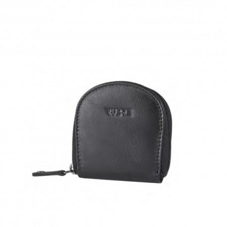 Porte-monnaie cuir cuvette/sabot RUBRE® - R440AM