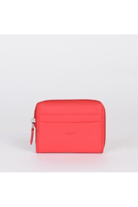 Leather purse cuir FA216