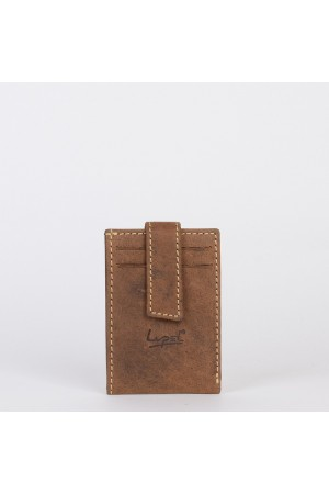 Lupel L504AV Small leather wallet