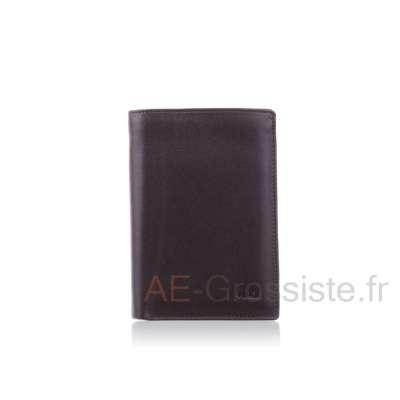 Portefeuille cuir Fancil FA217