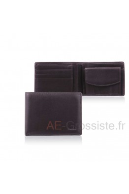 Leather Wallet Fancil FA221