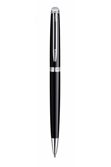Ballpoint pen Waterman Hémisphère laque noire GT
