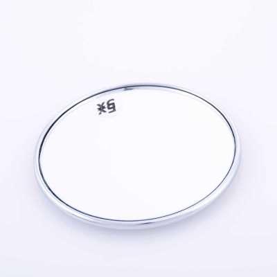 Miroir de poche grossissant x 5