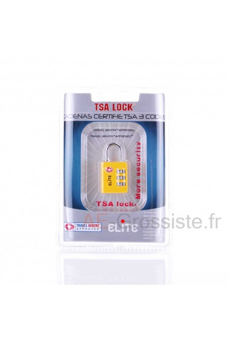 TSA Combination padlock - Elite LK001
