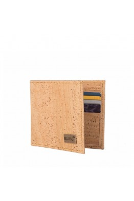 BAUSS 411SS Cork wallet