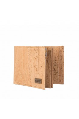 BAUSS 423SS Cork wallet