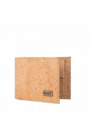 BAUSS 433SS Cork wallet