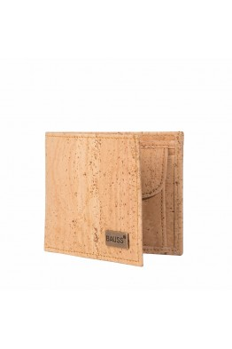 BAUSS 439SS Cork wallet