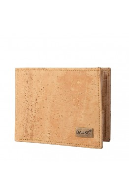 BAUSS 482SS Cork wallet