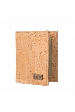 BAUSS 499SS Cork wallet