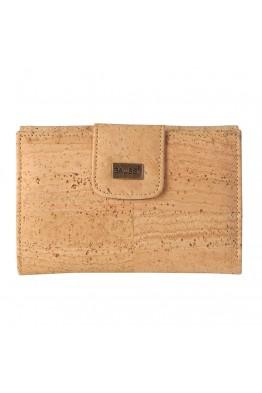 BAUSS 501SS Cork wallet