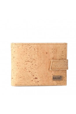 BAUSS 518SS Cork wallet