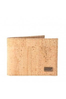 BAUSS 519SS Cork wallet
