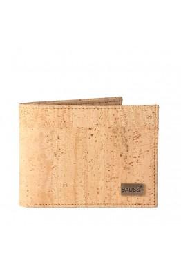 BAUSS 519SS Cork wallet