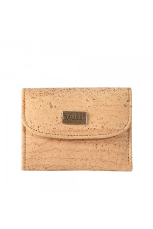 BAUSS 577SS Cork wallet