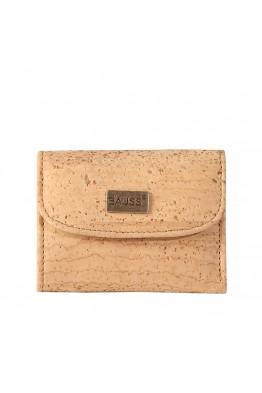 BAUSS 577SS Cork wallet