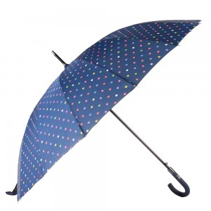 "1665Y PARAPLUIE CANNE AUTOMATIQUE ""RST"""