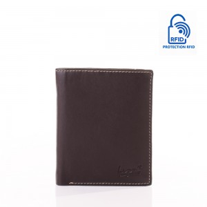 LUPEL SOFT L628S1 Portefeuille en cuir Protection RFID