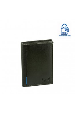 LUPEL® - L613SO leather wallet with RFID protection