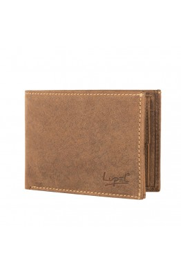 LUPEL® - L428AV leather wallet