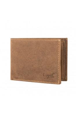 Portefeuille en cuir LUPEL® - L428AV