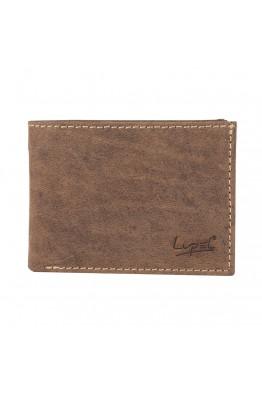 Portefeuille en cuir LUPEL® - L509AV