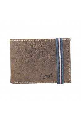 LUPEL® - L510AV leather wallet