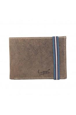 Portefeuille en cuir LUPEL® - L510AV