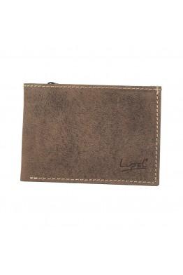 Portefeuille en cuir LUPEL® - L511AV