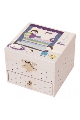 Trousselier S20599 music box