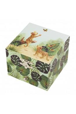 S20924 Trousselier Coffret Musique Cube Savane