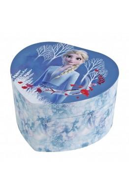 S30431 Trousselier Grand Cœur Musical Elsa - la Reine des Neiges 2