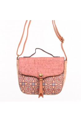 LT6022-50 cork shoulder bag