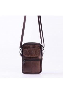 KJ6634 Leather Crossbody Bag