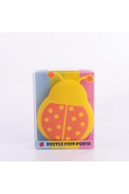 LW2016 Ladybug Silicon purse