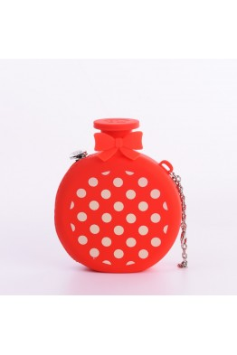 "LW2062 ""Magic potion"" silicon purse"