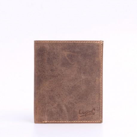 Portefeuille en cuir LUPEL® - L401AV