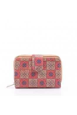 KJ86334 Portefeuille / porte-monnaie en liège