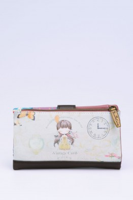 C-031 Portefeuille compagnon synthétique Sweet & Candy