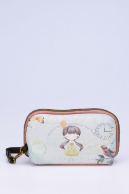 C051-2 Pochette trousse synthétique Sweet & Candy