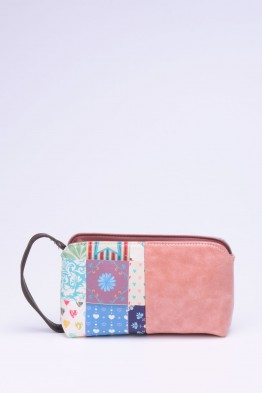 C059 Pochette trousse synthétique Sweet & Candy