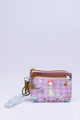 C-068-2 Porte-monnaie synthétique Sweet & Candy