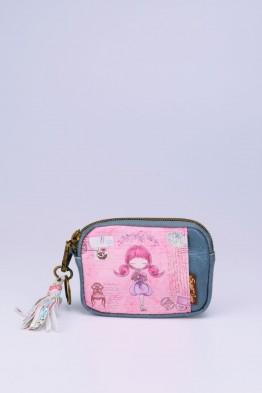 C-070 Porte-monnaie synthétique Sweet & Candy