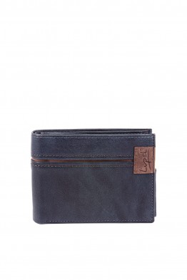LUPEL® - L415AG Leather Wallet with RFID protection
