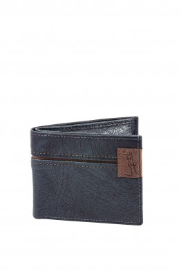 LUPEL® - L439AG Leather Wallet with RFID protection