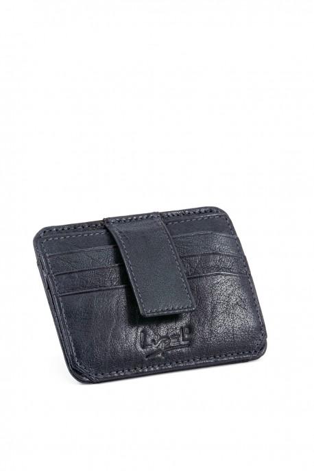 Porte-carte en cuir AGRESTE LUPEL® L462AG